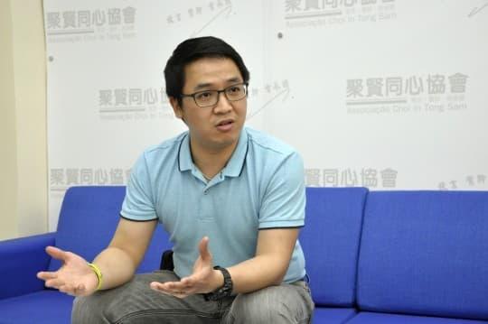 聚賢同心協會副理事長林宇滔(資料圖片)