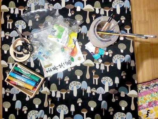 01. 回收生活中各式各樣的塑料包裝