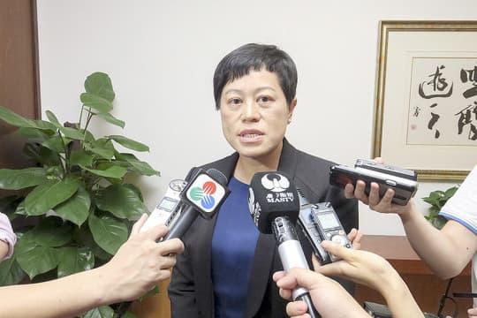 中華教育會理事長陳虹
