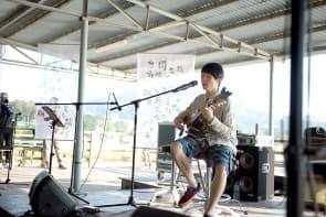 2013年11月路環荔枝碗「做一日村中人」音樂會