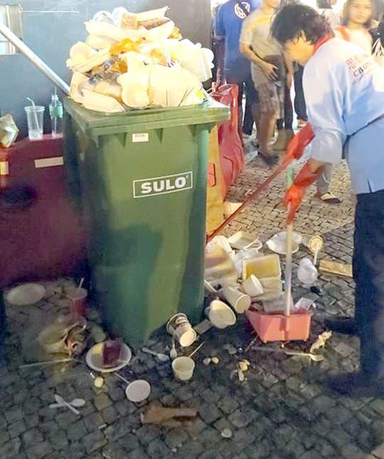 2015 「澳門美食節」還是「澳門垃圾節」?