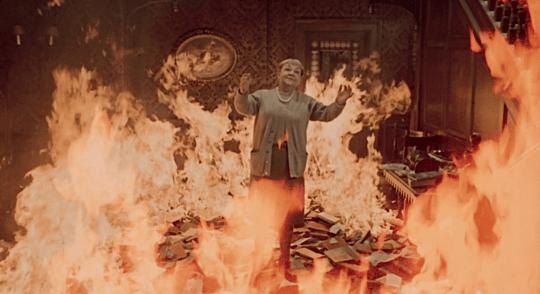 Fahrenheit 451 (1966) Francois_Truffaut