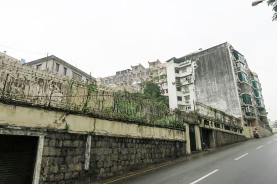 傳染病大樓選址與民居僅一步之遙