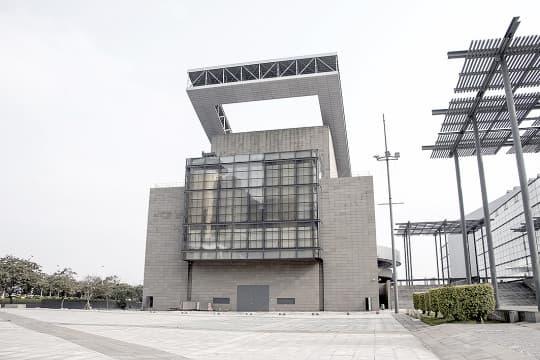 除了回歸前的文化中心,回歸十六年,再沒有任何大型文化設施出現。