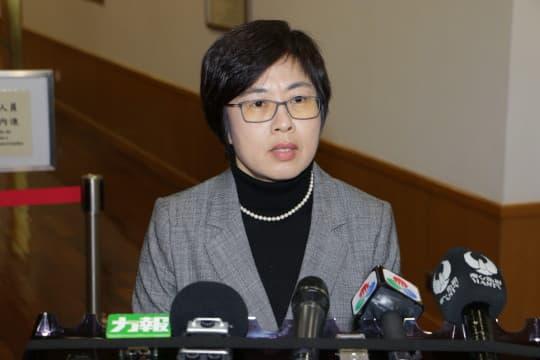 行政法務司司長陳海帆