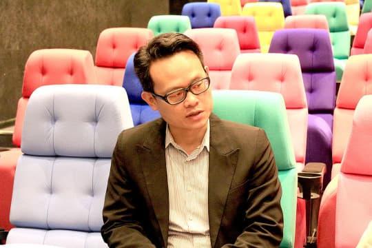 文化創意產業促進廳廳長何嘉榮先生