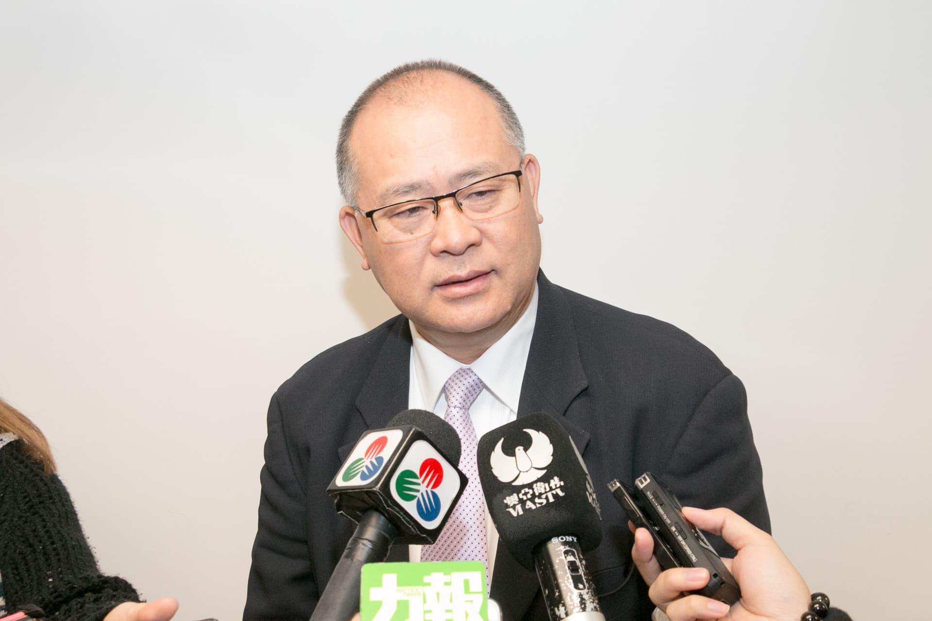 澳門電召服務股份有限公司董事張志民