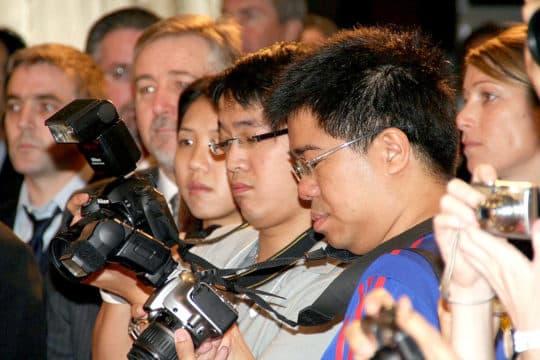 林宇滔大學畢業後,曾到澳門日報擔任記者。