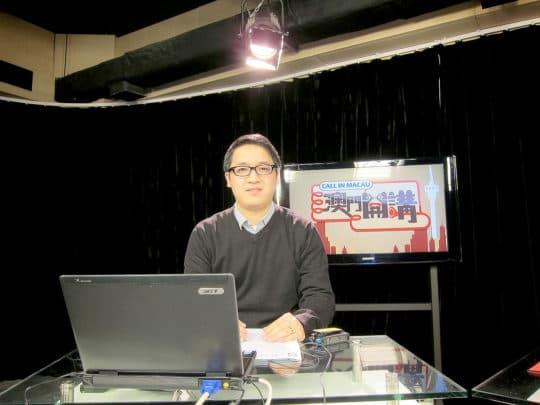 除了參與社團及公職外,林宇滔亦經常擔任時事節目主持。