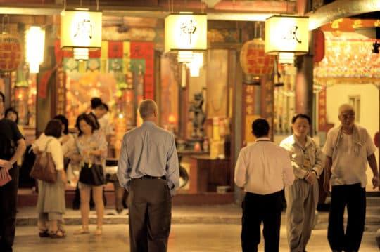 徐芳筠以減法概念設計台灣首座「光之廟宇」:風神廟