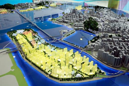 第四通道隧道方案推倒重來,打亂新城及港珠澳大橋交通規劃。
