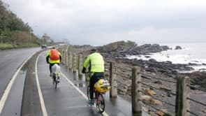 你對新城規劃的 單車徑部分 有什麼話要說?