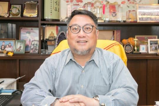 物流貨運聯合商會理事長李國輝