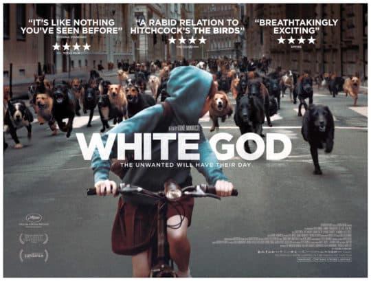 《狗眼看人間》(White God)