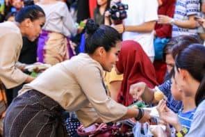 印尼移工劇場《我們也有的故事》(照片提供:小城實驗劇團)