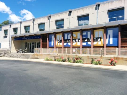 美國羅德島的美食文化博物館