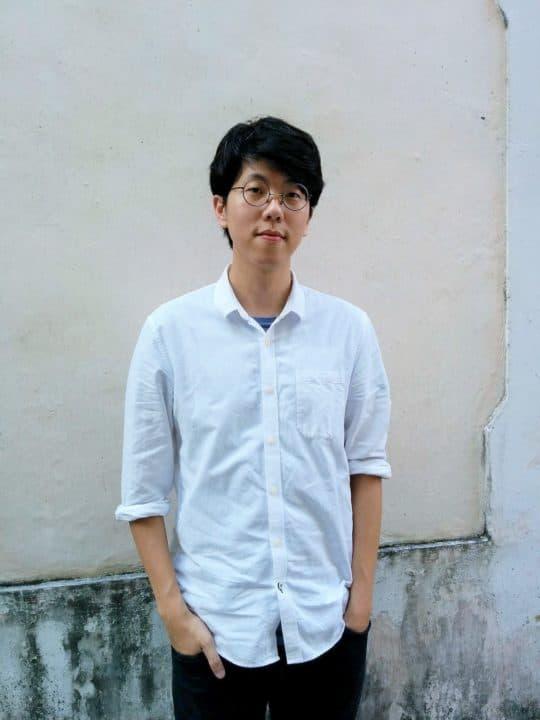 《撞牆》導演孔慶輝