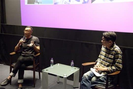 戀愛.電影館「獨立電影的製作與出路」電影沙龍講座