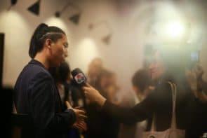 今年4月曾在「戀愛・電影館」中進行過「第一屆澳門國際紀錄片電影節」的策展人Penny (林鍵均)