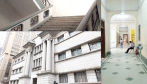 文化局表示將保留建築立面、廊道及樓梯等建築特色。