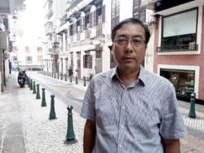 時事評論員陳偉智。