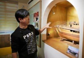 談駿業認為本地造船工藝有其文化內涵,「澳門號」的回歸澳門將有重大研究價值。