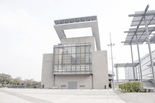 政府興建的大型文化場所,已經是17年前在1999年落成的文化中心了。