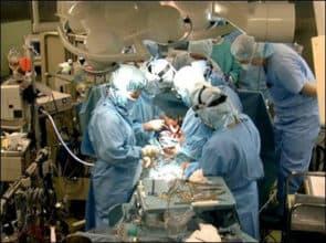 與鄰近地區相比,澳門器官移植才剛起步,技術發展兩地相差廿年(取自網絡圖片)