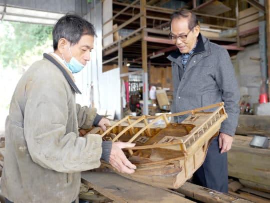 兩位造船業老行尊均擔心荔枝碗若建成其他地產項目會喪失其文化特色。