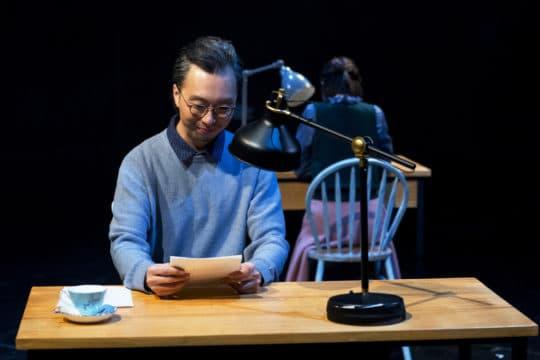 《將你的手放在我的手心》,劇照由「卓劇場藝術會」提供,Fish Ho攝影