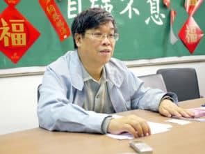 立法會直選議員吳國昌。