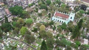 墳場之內的社會縮影──舊西洋墳場