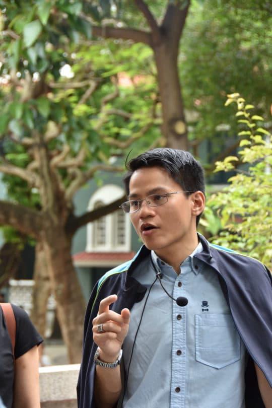 香港歷史學者鄧家宙