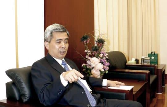 黃少澤,現任保安司長。