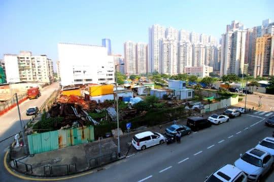 氹仔廣東大馬路及永誠街 BT6、BT7、BT8、BT9、BT11、BT12、BT13C地段