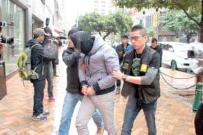 涉案6名警員被移送檢察院處理。