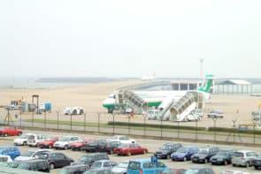 林玉鳳指「全世界都係希望將機場遷離民居,唔會將民居起係機場旁邊。」