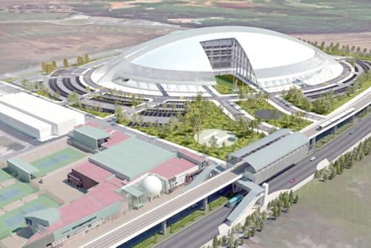 報告又指出為趕及用作第四屆東亞運動會之場館在缺乏完整規劃、具體計劃及設計的情況下進行澳門蛋承攬工程的公開招標需進行第2期至第4期工程以及多項後加工程作出補充。