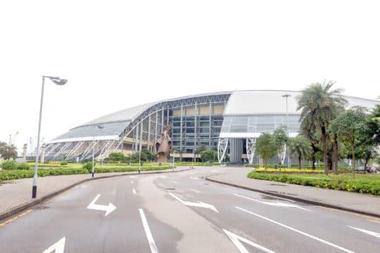 為籌辦2005年東亞運動會政府於2000年考慮興建澳門東亞運動會體育館俗稱「澳門蛋」作為東亞運主場館。