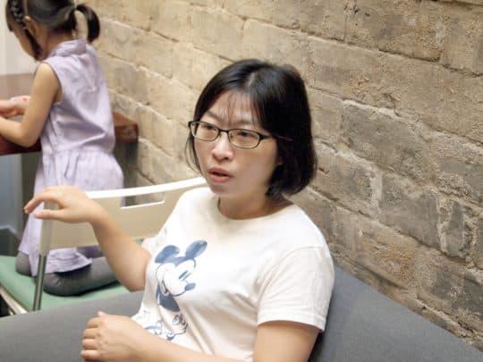 《日常對話》導演黃惠偵