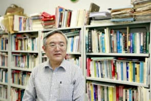 郝志東:「應該有這樣的(社會學)碩士課程,培養好研究澳門的人才。中學也應該有社會科學的課程。」