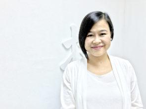 公民監察第一候選人林玉鳳 。