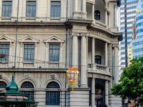 城市的裝飾需要想像力,中秋放「燈籠」、新年放「恭喜」,能否在傳統中突破不一樣?