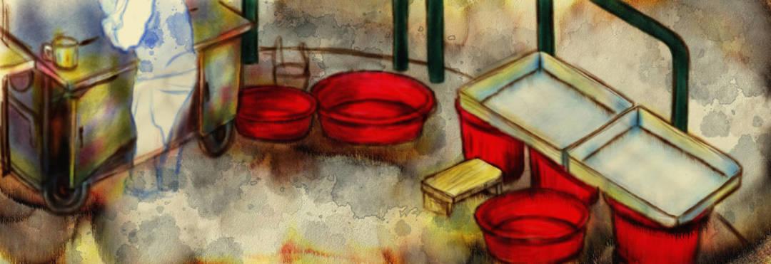 J與Shadow也以故事繪本記錄了澳門另一種美味——蛋茶。