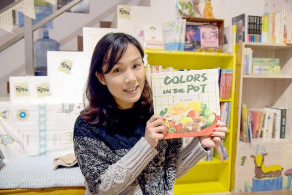 今次出版的插畫師Julia亦曾試過做大雜燴。「真係perfect。」她笑道,「解決咗雪櫃所有空間,一次過。」