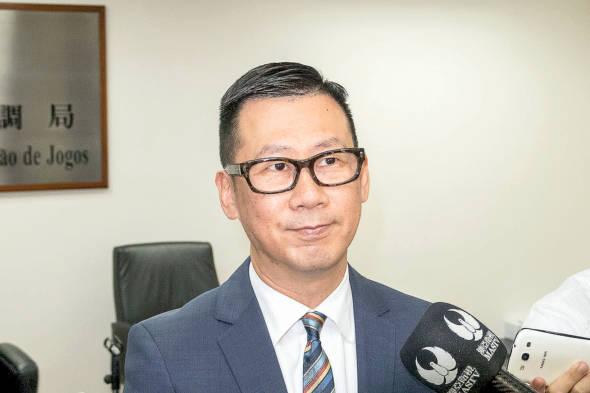 民政總署管理委員會主席戴祖義(資料圖片)