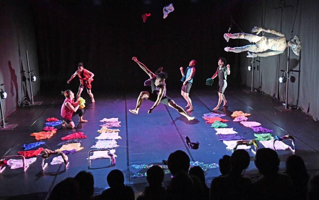 《三段式動能》,劇照由文化局提供