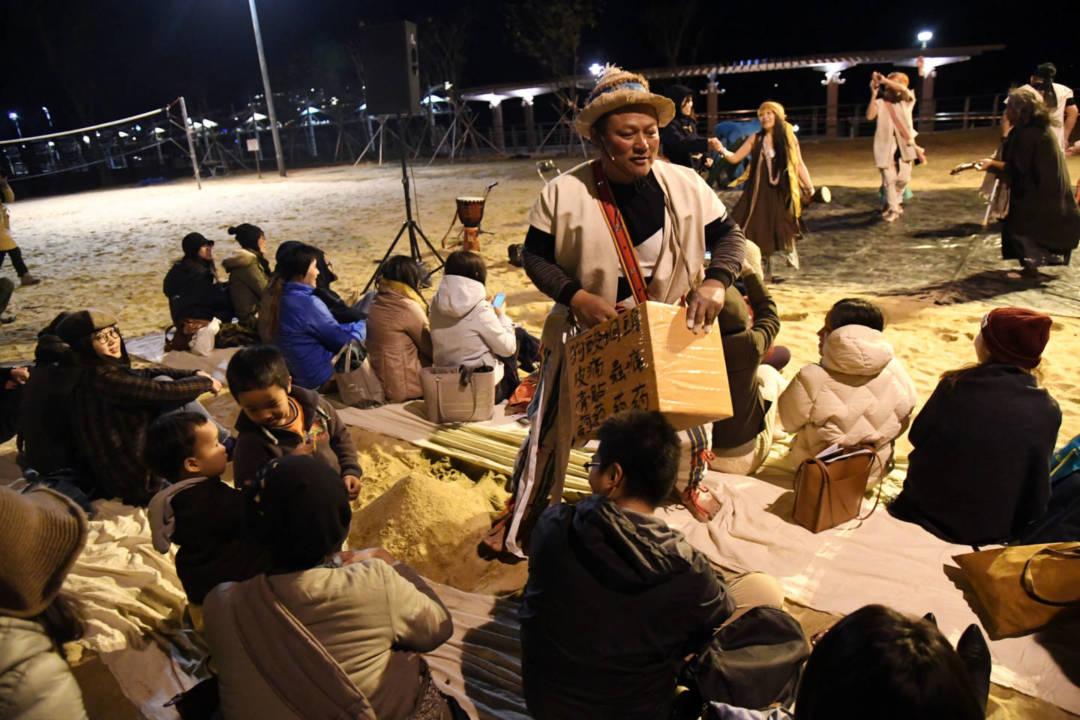 《鄉愁的妮雅盧》,劇照由文化局提供
