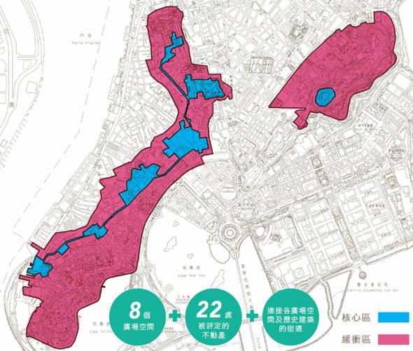 澳門《歷史城區保護和管理計劃》如何以理服眾,說服城市這是我們以後的方向。