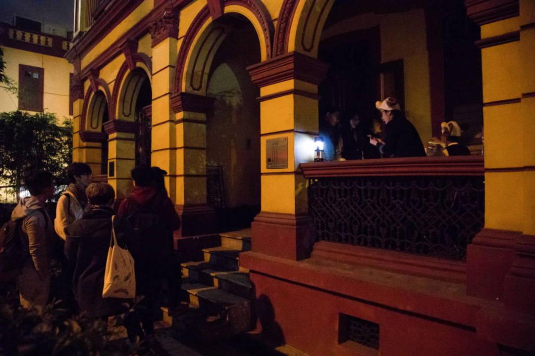 《可以睡覺》,劇照由文化局提供